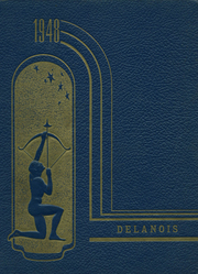 1948 Edition, DeLand Township High School - Delanois Yearbook (DeLand, IL)