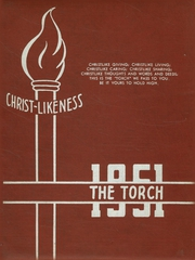 1951 Edition, St Teresa Academy - Torch Yearbook (East St Louis, IL)