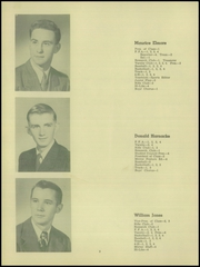 Page 10, 1948 Edition, New Holland High School - Mirror Yearbook (New Holland, IL) online yearbook collection