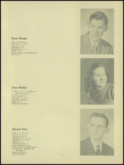 Page 11, 1948 Edition, New Holland High School - Mirror Yearbook (New Holland, IL) online yearbook collection
