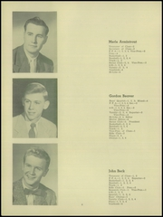 Page 8, 1948 Edition, New Holland High School - Mirror Yearbook (New Holland, IL) online yearbook collection