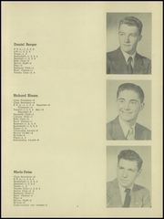 Page 9, 1948 Edition, New Holland High School - Mirror Yearbook (New Holland, IL) online yearbook collection