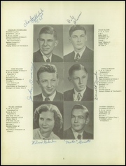 Page 12, 1949 Edition, New Holland High School - Mirror Yearbook (New Holland, IL) online yearbook collection