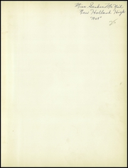 Page 3, 1949 Edition, New Holland High School - Mirror Yearbook (New Holland, IL) online yearbook collection
