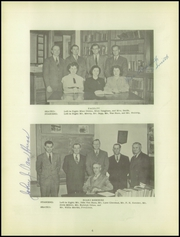 Page 8, 1949 Edition, New Holland High School - Mirror Yearbook (New Holland, IL) online yearbook collection