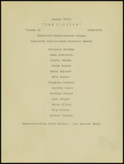 Page 11, 1945 Edition, Strawn High School - Pioneer Yearbook (Strawn, IL) online yearbook collection