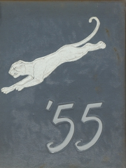 1955 Edition, Big Rock High School - Blue and Gold Yearbook (Big Rock, IL)