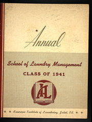 American Institute of Laundering - Annual Yearbook (Joliet, IL) online yearbook collection, 1941 Edition, Page 1