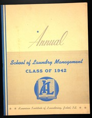 American Institute of Laundering - Annual Yearbook (Joliet, IL) online yearbook collection, 1942 Edition, Page 1