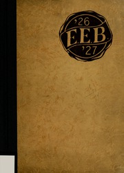 1927 Edition, Englewood Evening School - Annual Yearbook (Chicago, IL)