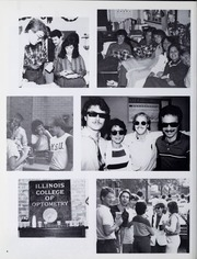 Page 12, 1985 Edition, Illinois College of Optometry - Annual Yearbook (Chicago, IL) online yearbook collection