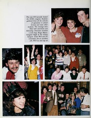 Page 12, 1986 Edition, Illinois College of Optometry - Annual Yearbook (Chicago, IL) online yearbook collection