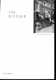 Page 2, 1932 Edition, Eau Claire High School - Kodak Yearbook (Eau Claire, WI) online yearbook collection