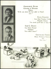 Page 10, 1956 Edition, Eau Claire High School - Kodak Yearbook (Eau Claire, WI) online yearbook collection