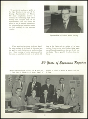 Page 12, 1956 Edition, Eau Claire High School - Kodak Yearbook (Eau Claire, WI) online yearbook collection