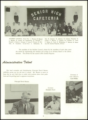 Page 13, 1956 Edition, Eau Claire High School - Kodak Yearbook (Eau Claire, WI) online yearbook collection