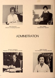 Page 10, 1981 Edition, Lakeview Hospital School of Nursing - Annual Yearbook (Danville, IL) online yearbook collection