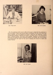 Page 8, 1981 Edition, Lakeview Hospital School of Nursing - Annual Yearbook (Danville, IL) online yearbook collection