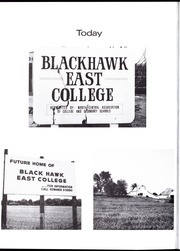 Page 8, 1969 Edition, Black Hawk College East Campus - Wahian Yearbook (Galva, IL) online yearbook collection