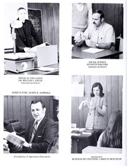 Page 14, 1972 Edition, Black Hawk College East Campus - Wahian Yearbook (Galva, IL) online yearbook collection