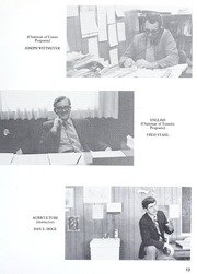 Page 17, 1972 Edition, Black Hawk College East Campus - Wahian Yearbook (Galva, IL) online yearbook collection