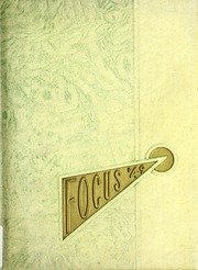 Page 1, 1949 Edition, Chicago College of Optometry - Focus Yearbook (Chicago, IL) online yearbook collection