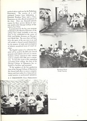 Page 15, 1949 Edition, Chicago College of Optometry - Focus Yearbook (Chicago, IL) online yearbook collection