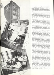 Page 7, 1949 Edition, Chicago College of Optometry - Focus Yearbook (Chicago, IL) online yearbook collection