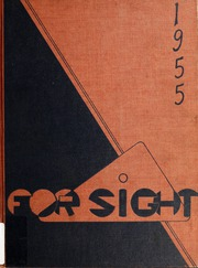 1955 Edition, Chicago College of Optometry - Focus Yearbook (Chicago, IL)