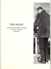 Page 5, 1968 Edition, Spoon River College - Shield Yearbook (Canton, IL) online yearbook collection