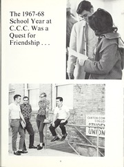Page 9, 1968 Edition, Spoon River College - Shield Yearbook (Canton, IL) online yearbook collection