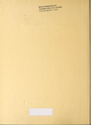 Page 2, 1971 Edition, Spoon River College - Shield Yearbook (Canton, IL) online yearbook collection