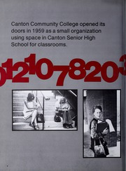 Page 8, 1979 Edition, Spoon River College - Shield Yearbook (Canton, IL) online yearbook collection