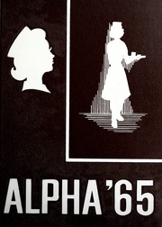 Page 1, 1965 Edition, Presbyterian St Lukes Hospital School of Nursing - Alpha Yearbook (Chicago, IL) online yearbook collection