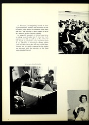 Page 12, 1965 Edition, Presbyterian St Lukes Hospital School of Nursing - Alpha Yearbook (Chicago, IL) online yearbook collection
