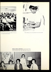 Page 13, 1965 Edition, Presbyterian St Lukes Hospital School of Nursing - Alpha Yearbook (Chicago, IL) online yearbook collection