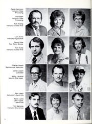 Page 14, 1983 Edition, Danville Area Community College - Chronicle Yearbook (Danville, IL) online yearbook collection
