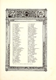 Page 11, 1928 Edition, Loyola University - Wolf Yearbook (New Orleans, LA) online yearbook collection