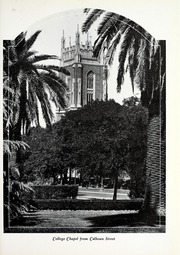 Page 11, 1931 Edition, Loyola University - Wolf Yearbook (New Orleans, LA) online yearbook collection