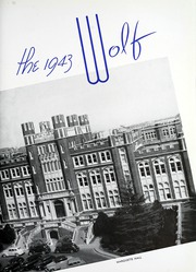 Page 15, 1943 Edition, Loyola University - Wolf Yearbook (New Orleans, LA) online yearbook collection
