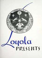 Page 5, 1943 Edition, Loyola University - Wolf Yearbook (New Orleans, LA) online yearbook collection