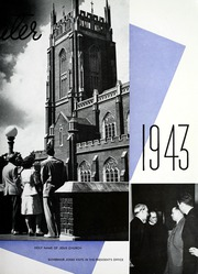 Page 7, 1943 Edition, Loyola University - Wolf Yearbook (New Orleans, LA) online yearbook collection