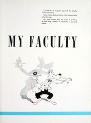 Page 13, 1947 Edition, Loyola University - Wolf Yearbook (New Orleans, LA) online yearbook collection