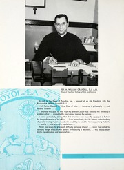 Page 16, 1947 Edition, Loyola University - Wolf Yearbook (New Orleans, LA) online yearbook collection
