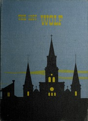 Page 1, 1957 Edition, Loyola University - Wolf Yearbook (New Orleans, LA) online yearbook collection