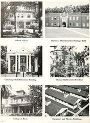 Page 14, 1957 Edition, Loyola University - Wolf Yearbook (New Orleans, LA) online yearbook collection