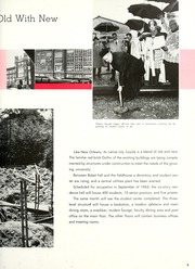 Page 13, 1963 Edition, Loyola University - Wolf Yearbook (New Orleans, LA) online yearbook collection