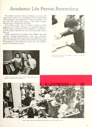 Page 15, 1963 Edition, Loyola University - Wolf Yearbook (New Orleans, LA) online yearbook collection