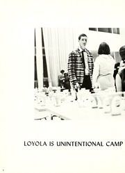 Page 8, 1966 Edition, Loyola University - Wolf Yearbook (New Orleans, LA) online yearbook collection