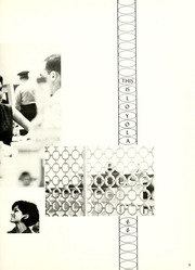 Page 9, 1966 Edition, Loyola University - Wolf Yearbook (New Orleans, LA) online yearbook collection